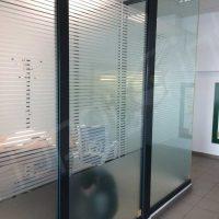Folie decorativa geam dungi 1 cm