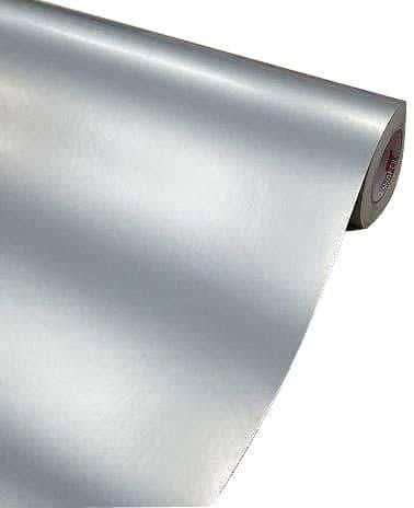 Oracal 351-002 Chrome Mat