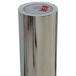 Oracal 351-001 Metalizat Chrome Silver